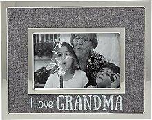 Carson 11467 Bilderrahmen I Love Grandma, für