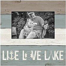 Carson 11527 Love Love Lake Bilderrahmen, für