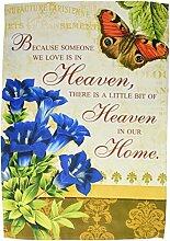 Carson Home Accents Garten Flagge