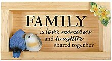 Carson Tischdekoration Family