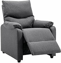 Carsparadisezone Relaxsessel Stoffsessel