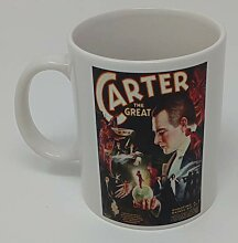 Carter The Great Magician Tasse