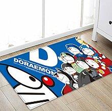 Cartoon Anime Wohnzimmer Teppich rutschfeste