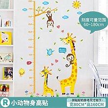 Cartoon Baby Messhöhe Lineal Kinder Höhe