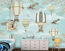 Cartoon Ballon Fresko für Wände Wandbilder