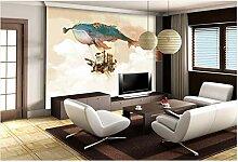 Cartoon Große Wandbild 3D Tapete Für Wände