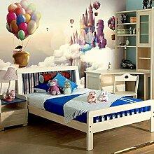 Cartoon Kinderzimmer Tapete Schlafzimmer Nacht