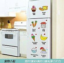 Cartoon Küche 3D dreidimensionale Kühlschrank