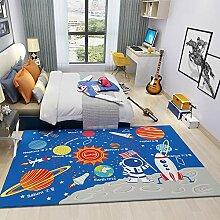 Cartoon Moderne Kinderzimmer Teppich Baby Krabbeln