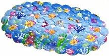 Cartoon - PVC - muscheln - badematte Kinder - Bad MIT badewanne dusche und Massage - Pad - Pad