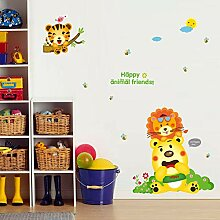 Cartoon Tier Kindergarten Baby Kinder Schlafzimmer