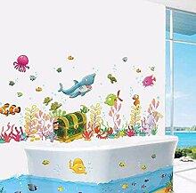 Cartoon Unterwasserwelt Fisch Haifisch Pvc