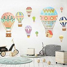 Cartoon Wand Wand Wandaufkleber Kinderzimmer