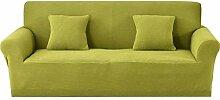 Carvapet Sofabezug 3 Sitzer Jacquard Sofahusse