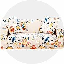 Carvapet Sofaüberwurf 3 Sitzer Sofabezug Couch