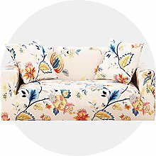 Carvapet Sofaüberwurf 4 Sitzer Sofabezug Couch
