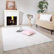 Carvapet Ultraweicher Kunstfell-Teppich,
