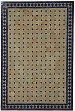 Casa Moro Marokkanischer Mosaiktisch 120x80 cm
