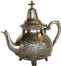 Casa Moro Orientalische antike Teekanne Marrakesch