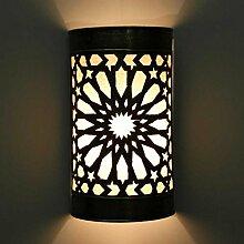 Casa Moro Orientalische Wandlampe Emina aus
