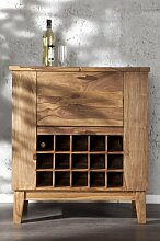 Casa Padrino Bar Wein Schrank - Whiskey Schrankbar