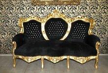 Casa Padrino Barock 3er Sofa 'King'