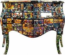 Casa Padrino Barock Kommode Comic Design Mod2 -