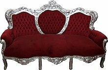 Casa Padrino Barock Sofa Garnitur King
