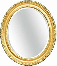 Casa Padrino Barock Spiegel Gold 54 x 6 x H. 64 cm