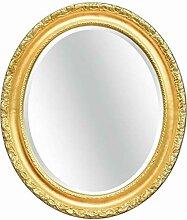 Casa Padrino Barock Spiegel Gold 64 x 6 x H. 84 cm