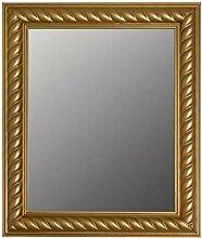 Casa Padrino Barock Spiegel/Wandspiegel Antik Gold
