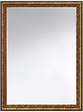 Casa Padrino Barock Wandspiegel Antik Gold 44 x H.