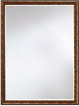 Casa Padrino Barock Wandspiegel Antik Gold 56 x H.