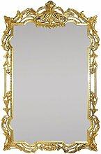 Casa Padrino Barock Wandspiegel Gold 70 x H. 110