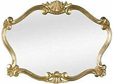 Casa Padrino Barock Wandspiegel Gold 92 x 4 x H.