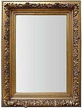 Casa Padrino Barock Wandspiegel Gold H 180 x B 90