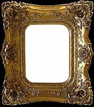 Casa Padrino Barock Wandspiegel Gold mit