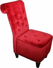 Casa Padrino Designer Chesterfield Esszimmer Stuhl