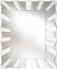 Casa Padrino Designer Wandspiegel 90 x H. 112 cm -