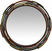 Casa Padrino Designer Wandspiegel Durchmesser 73