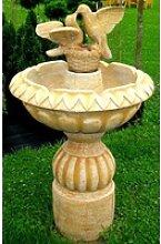 Casa Padrino Jugendstil Gartenbrunnen mit
