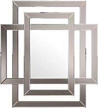 Casa Padrino Luxus Spiegel Bronze 100 x H. 110 cm