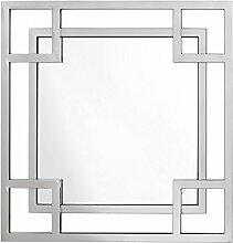 Casa Padrino Luxus Spiegel Neo Klassisch 70 x 70