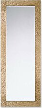 Casa Padrino Luxus Wandspiegel Gold 56 x H. 146 cm