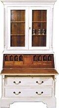 Casa Padrino Vintage Sekretär Schrank Antik Stil