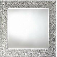 Casa Padrino Wohnzimmer Spiegel Silber 102 x H.