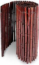 casa pura® Bambus Sichtschutz | Bambusmatte in