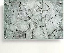 casa pura Design Magnettafel | Glas Memoboard mit
