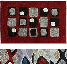 casa pura Design Teppich Cubes | moderner