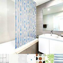 casa pura Modernes Duschrollo Mosaic mit Kassette